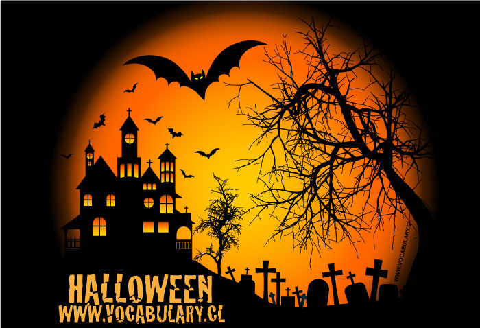 Halloween <b>Vocabulary</b> Traditions and Superstitions in English